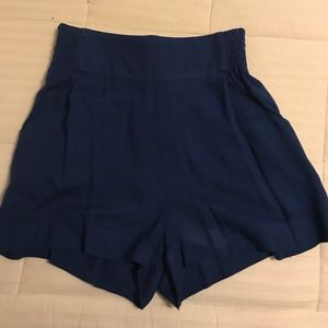 Tatula blue shorts