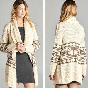 Sweaters - Those who wander cardigan sweater size M