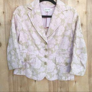 Banana Republic Jackets & Blazers - Banana republic floral blazer