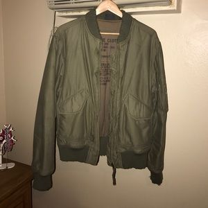 Other - Military Bomber Jacket