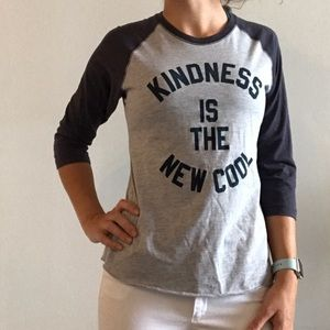 "Tops - ""Kindness"" graphic tee"