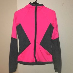Jackets & Blazers - Pink Athletic Jacket!