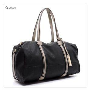 Handbags - 💰💰SALE-NEW Perforated Weekender Duffle Bag BLACK