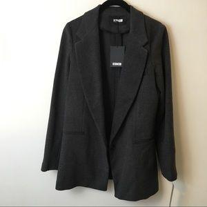 Reformation Jackets & Blazers - NWT Reformation Grey Carnaby Wool Blazer Jacket