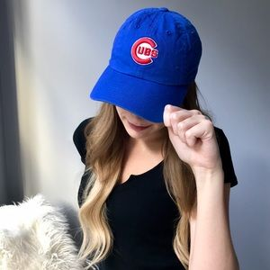 American Needle Accessories - Women's Chicago Cubs Baseball Hat