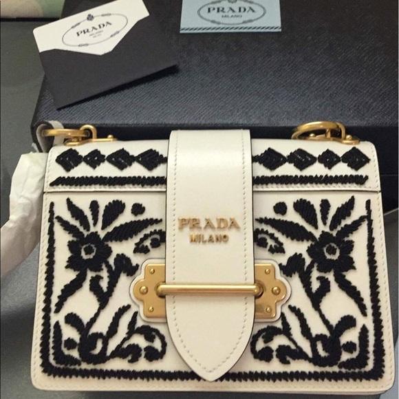 ce34498f130b Prada Bags | Cahier Bag | Poshmark