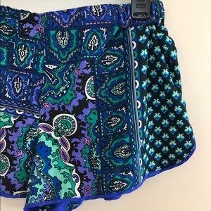 Boohoo Pants - BooHoo shorts. Size 4. Elastic waist.
