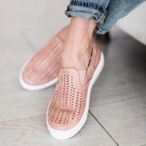 LIZZIE slip on sneakers