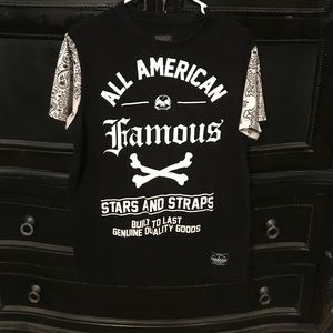 Famous Stars & Straps Other - Famous Stars and Straps Tee