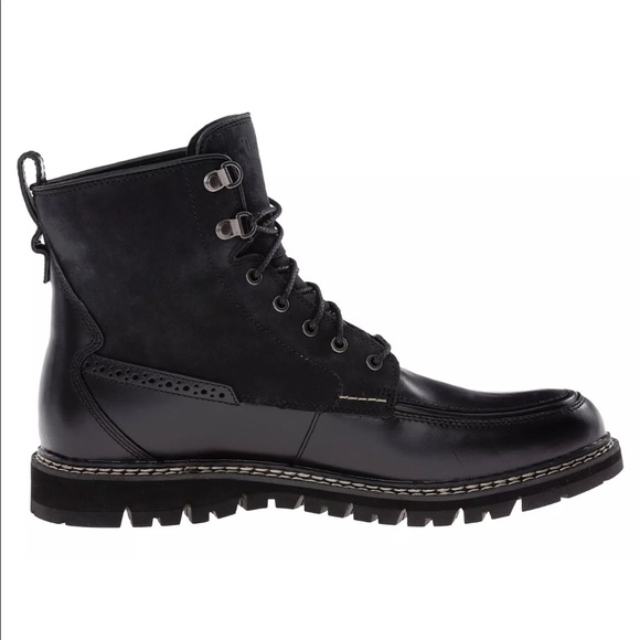 Timberland Other - $200 TIMBERLAND MEN'S BRITTON MT WP Black BOOTS