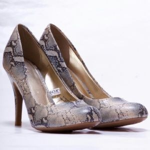 TARGET Mossimo Snakeskin Pumps