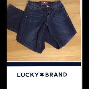 Lucky Brand Sofia Jeans: boot cut