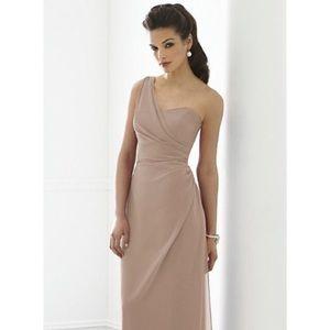 After Six Dresses & Skirts - Gorgeous, Topaz Bridesmaid Dress - After Six 6646