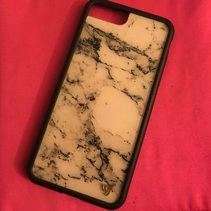 Wildflower Accessories - Wildflower marble case iPhone 7 plus
