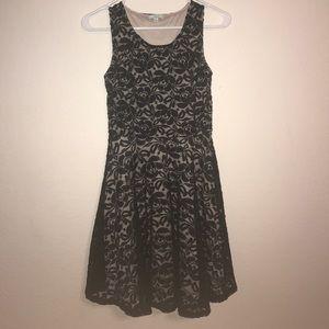 Soprano Dresses & Skirts - Black/cream lace Soprano dress