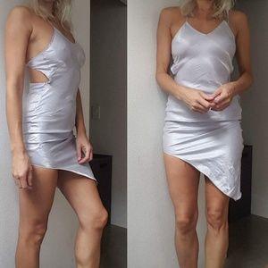 Dresses & Skirts - Rise of Dawn revolve 90s satin bombshell dress 2
