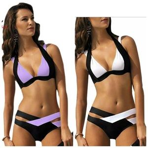 Other - Bikini 2017 New Swimwear Women Sexy PushUp Bikinis