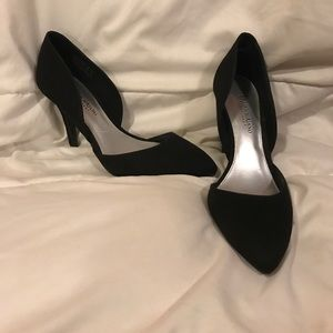 Christian Siriano Shoes - Black Pumps