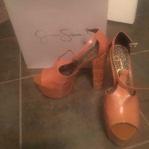 Jessica Simpson Dany Heels