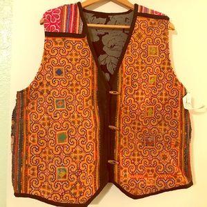 Other - Vintage Hmong vest