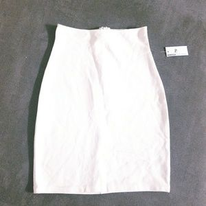 Foreign Exchange Dresses & Skirts - White skirt
