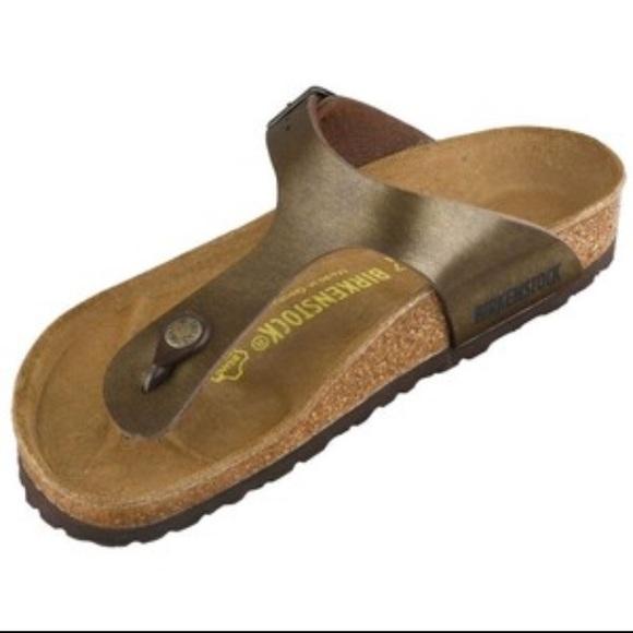 f47932b94022 Birkenstock Shoes - Birkenstock Gizeh thong sandals Size 37 US 6 - 6.5