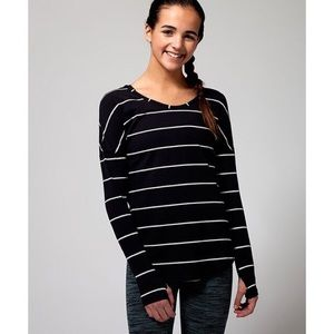 Ivivva Other - Ivivva Striped Hanover Long Sleeve Top 12