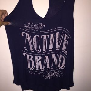 Active Ride Shop Tops - Active Ride Shop tank top