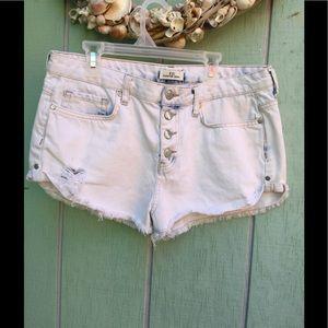 Pants - Acid Washed Jeans Shorts sz 29