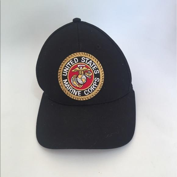 00267b5efff usmc Accessories - USMC dad hat. OS