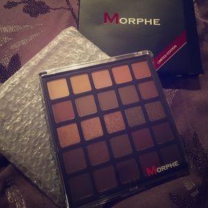 Morphe Other - BNWB Morphe Bronzed Mocha Palette