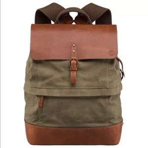 Timberland Other - Timberland NANTASKET WAXED CANVAS BACKPACK STYLE