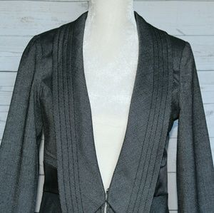 XOXO Jackets & Coats - XOXO Grey Blazer