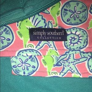 Simply Southern Other - Simply southern half zip