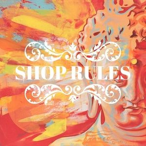 Other - • Shop Rules •