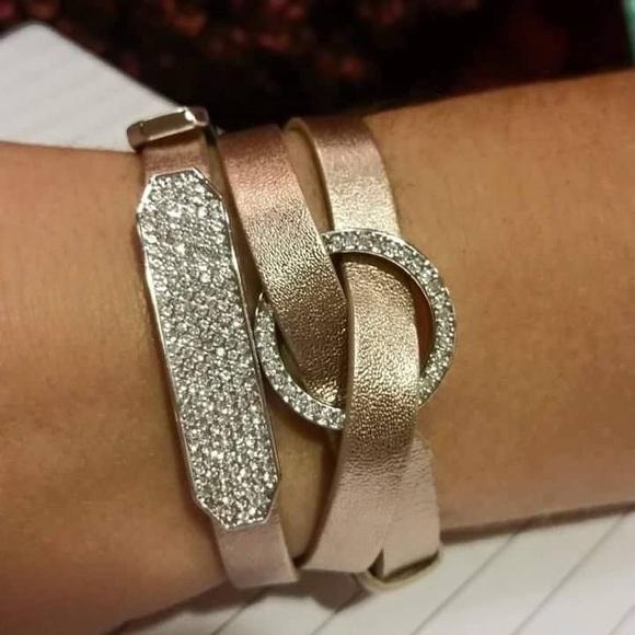Origami Owl Wrap Bracelet How To