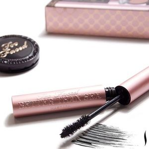 Too Faced Other - Too faced better than sex mascara with box
