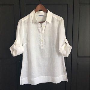 Acrobat Tops - Linen Shirt