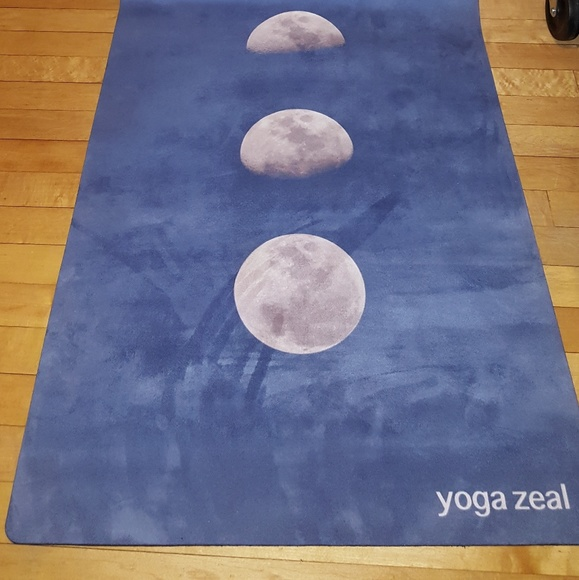 NEW Yoga Zeal Moon Phases Mat