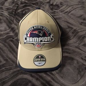 Reebok Other - patriots Super Bowl hat