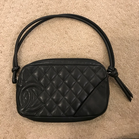 7801702c00af79 CHANEL Handbags - Chanel Ligne Cambon Pochette