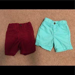 Old navy toddler shorts