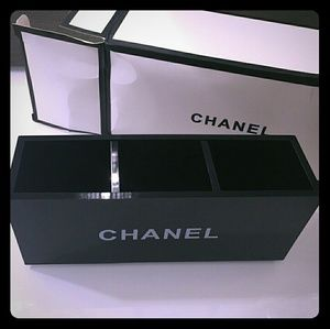CHANEL Other - Chanel VIP Acrylic Makeup Holder Organizer