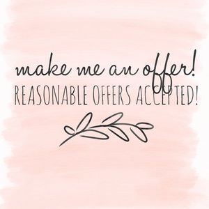 Other - ✨Reasonable Offers Accepted!✨