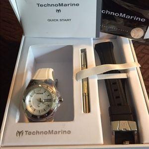 Technomarine Jewelry - NWT in the box Technomarine Unisex Watch