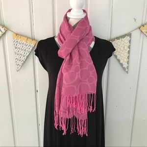 Disney Accessories - Pink Disney Mickey Mouse Scarf or Wrap
