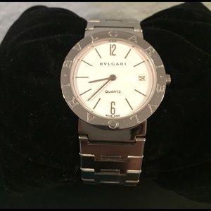bvlgari Accessories - Bvlgari Quartz Analog watch with Date