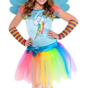 My Little Pony Other - Rainbow Dash Costume Dress Only