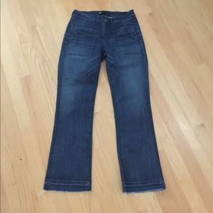 3x1 Denim - 3x1 Wide Leg Cropped Flare Jeans