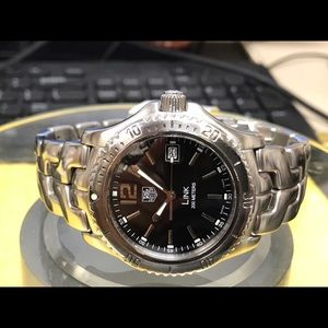 Tag Heuer Other - Tag Heuer link stainless steel quartz men's watch